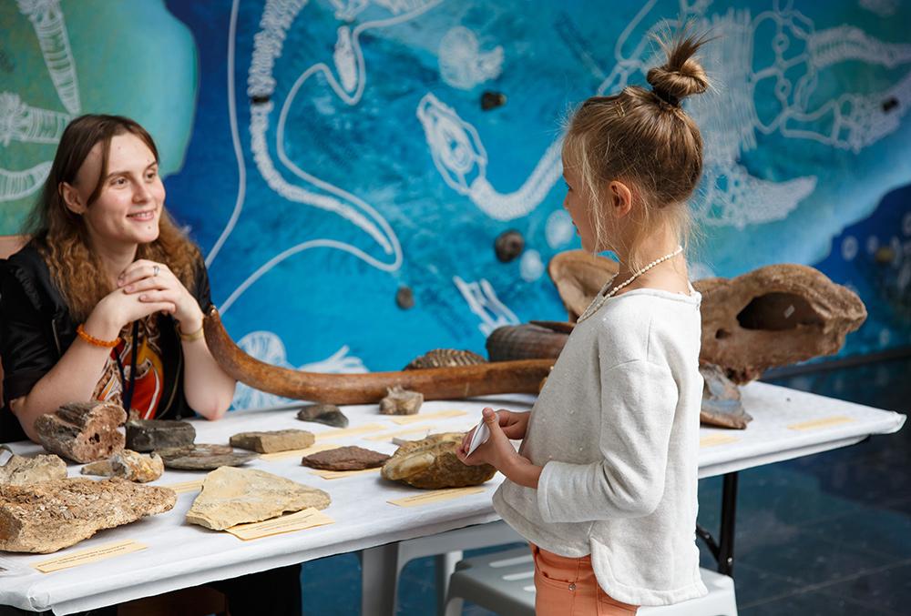День древних обитателей Земли отметят в Дарвиновском музее