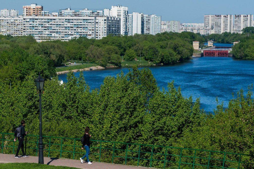 Москвичам предложили выбрать лучшие смотровые площадки. Фото: сайт мэра Москвы