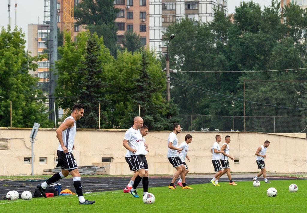 Строительство новой арены «Торпедо» начнут в конце года. Фото: сайт ФК «Торпедо»
