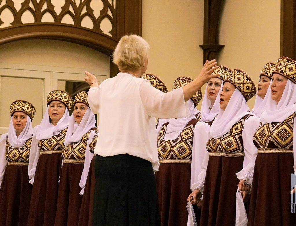 Основам хорового искусства научат в ТКС «Орехово». Фото предоставил Игорь Помазан
