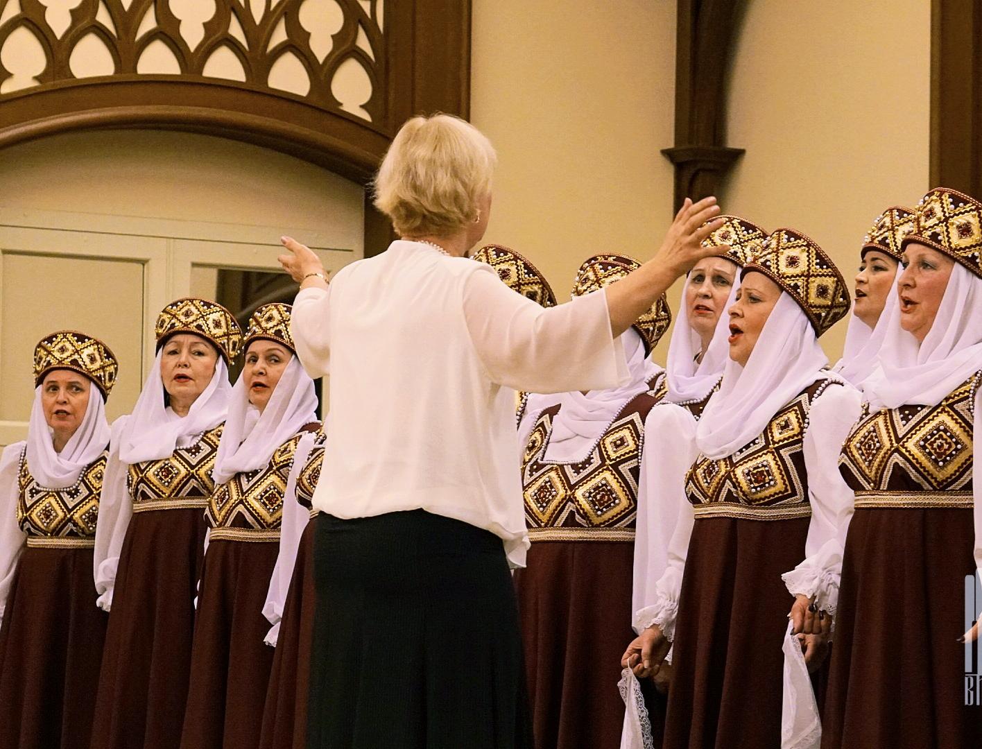 Основам хорового искусства научат в «Орехове»