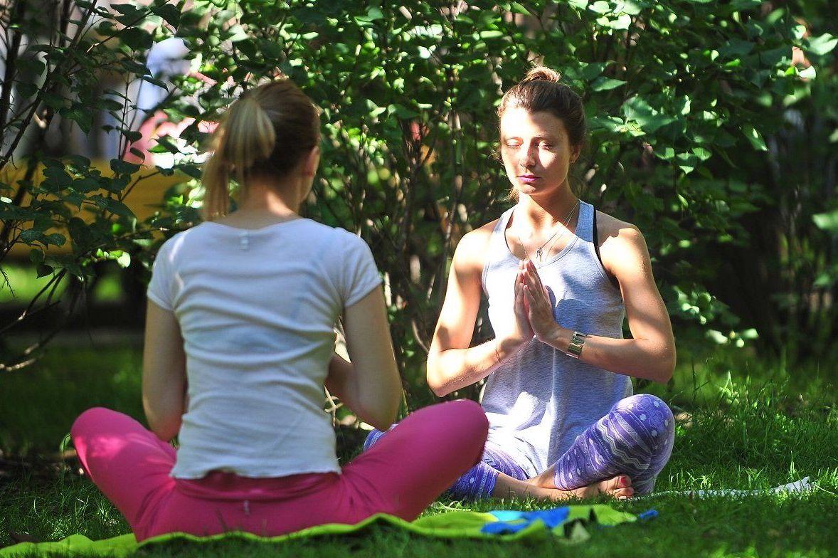 Фейсфитнес и тхэквондо: какие тренировки проводят в «Садовниках»
