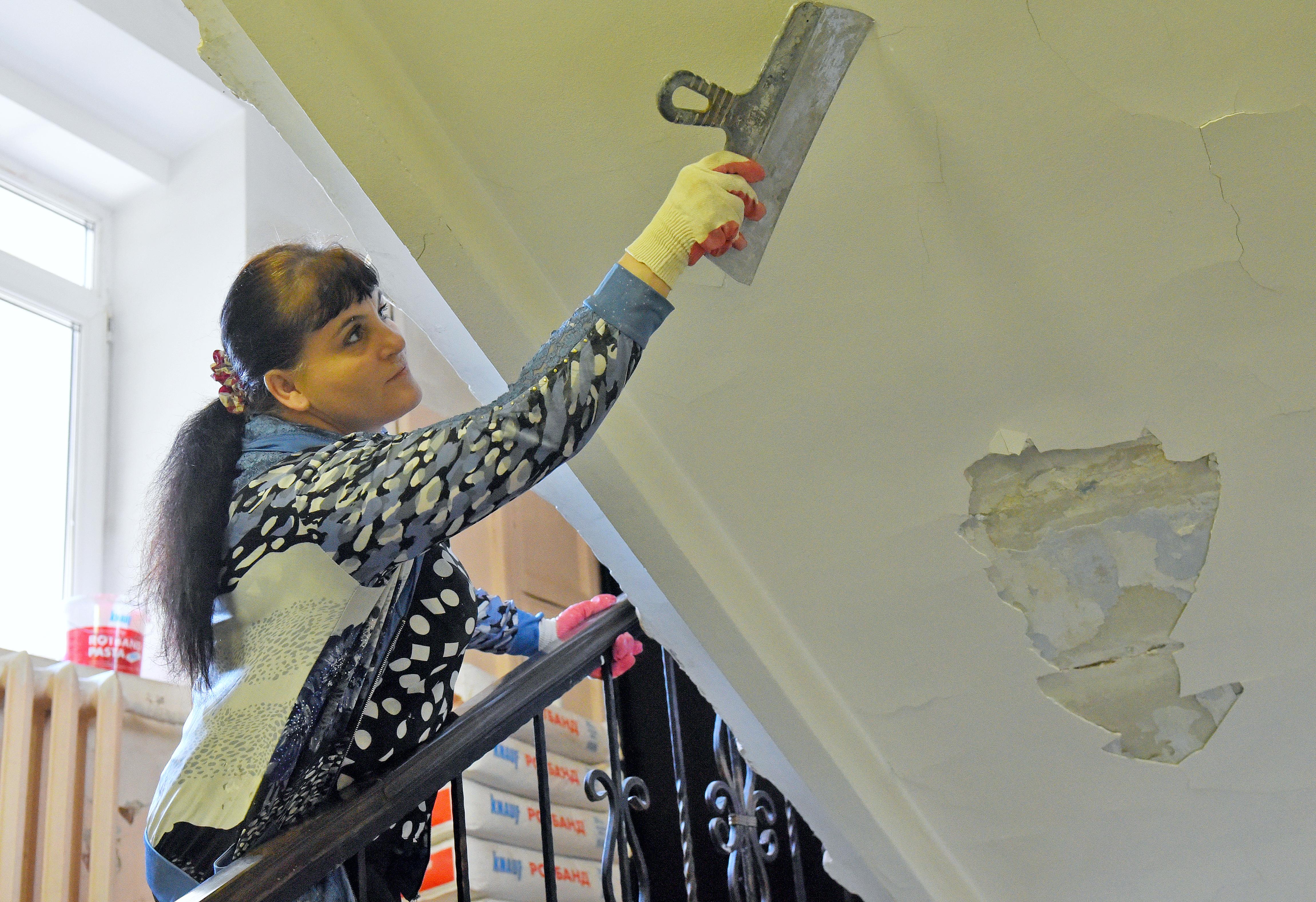 В домах Москвы возобновили капитальный ремонт