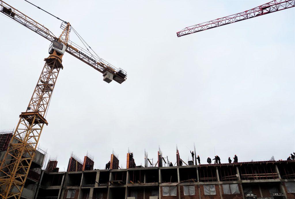 Проект жилого комплекса в Даниловском районе согласовали. Фото: Антон Гердо, «Вечерняя Москва»