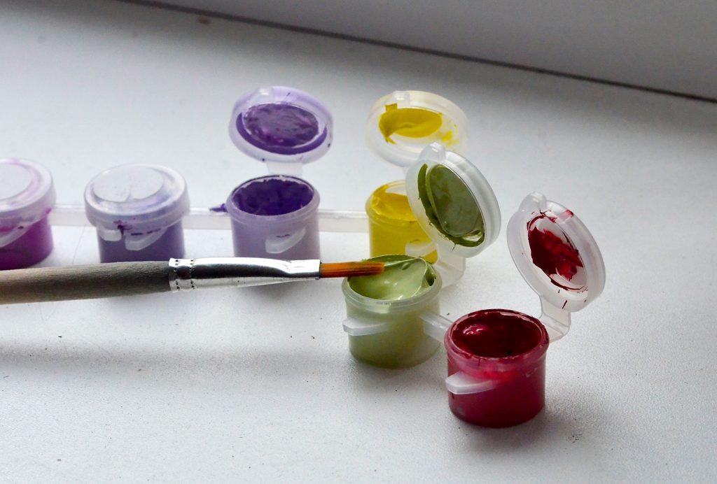 Эфирные масла и краски для борьбы со стрессом: арт-терапию запустили в «Москворечье». Фото: Анна Быкова