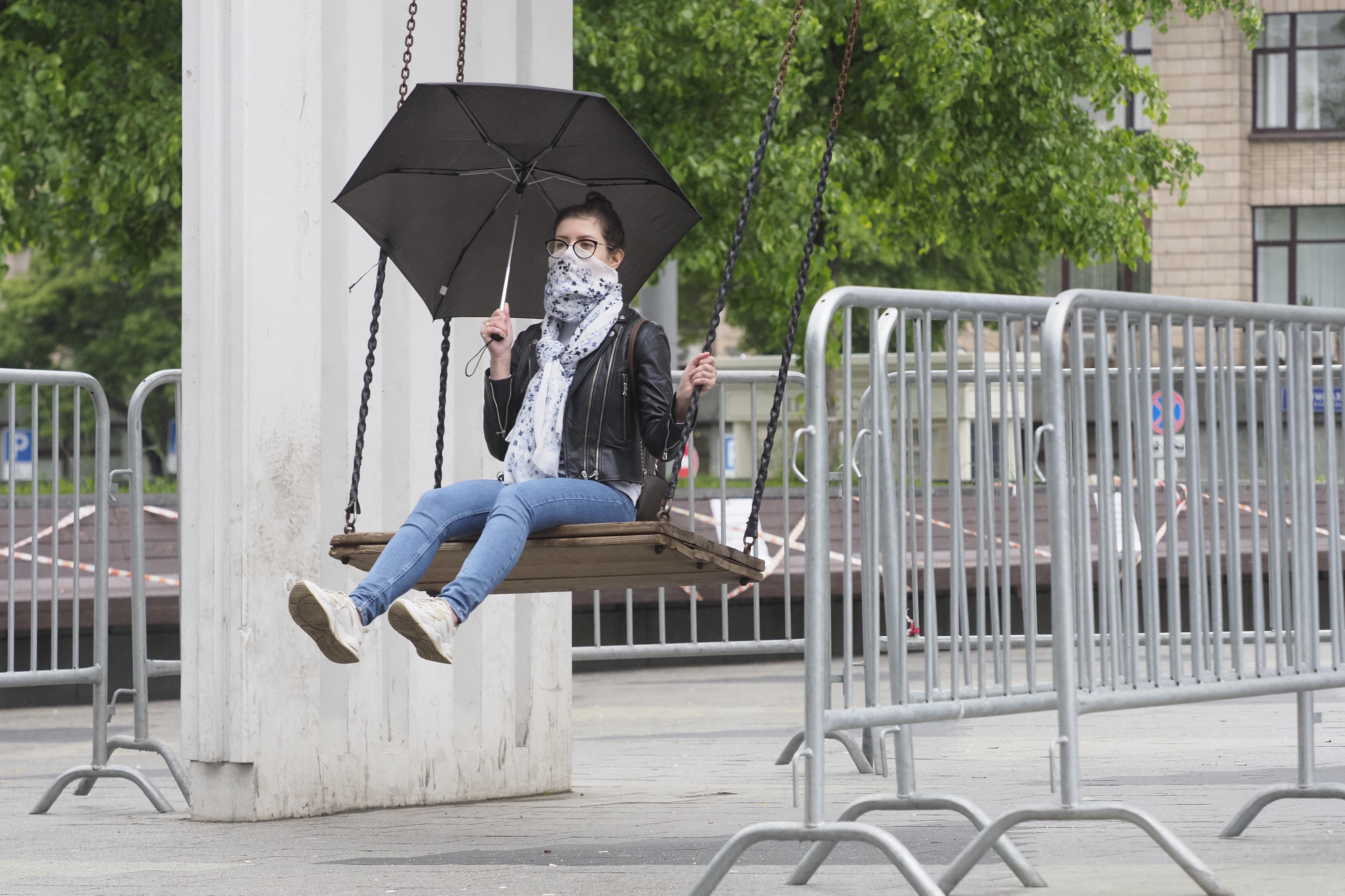 Облачную погоду с кратковременными дождями ожидают в Москве