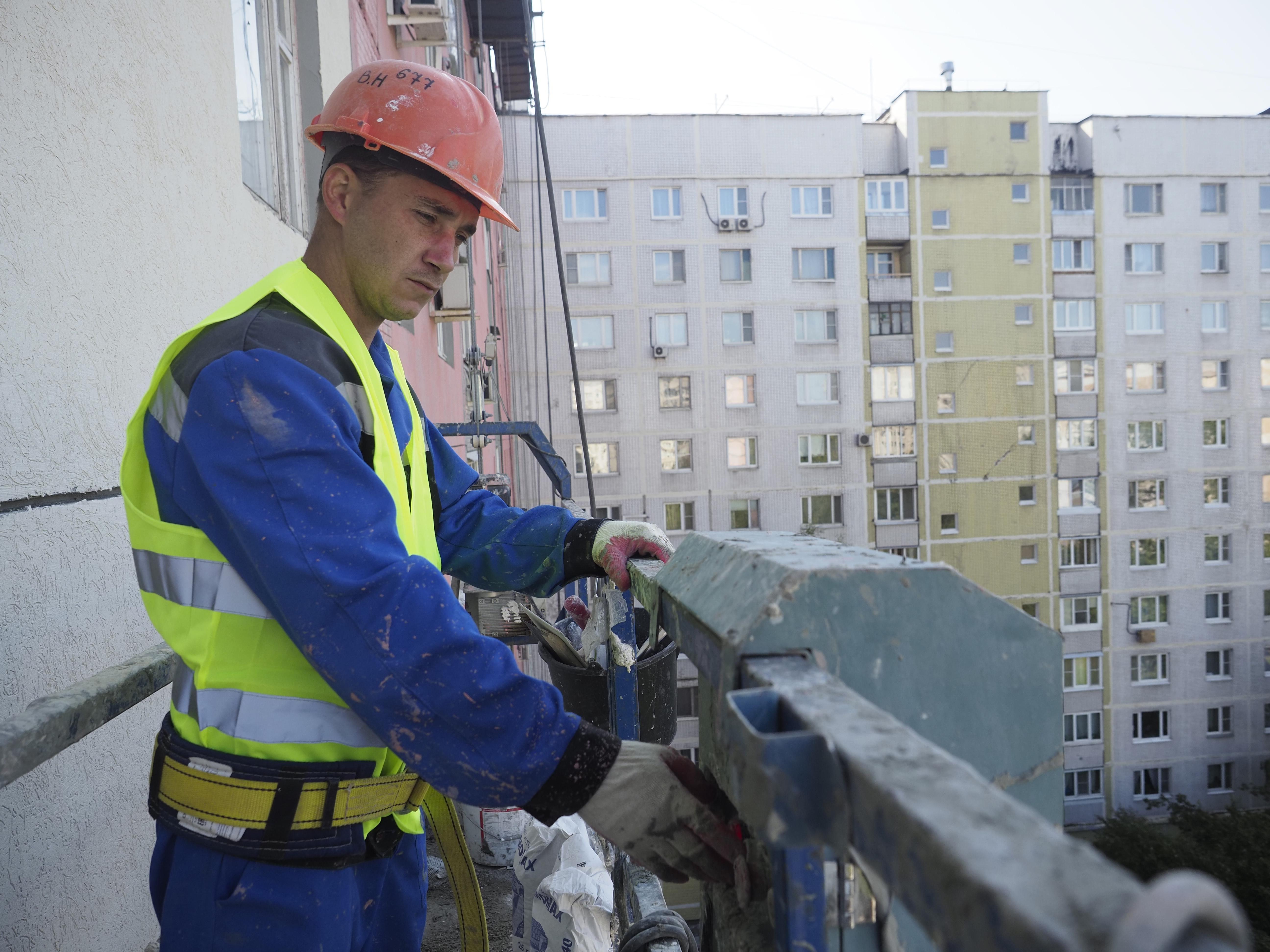 Фасады пяти домов обновят в Бирюлеве Восточном