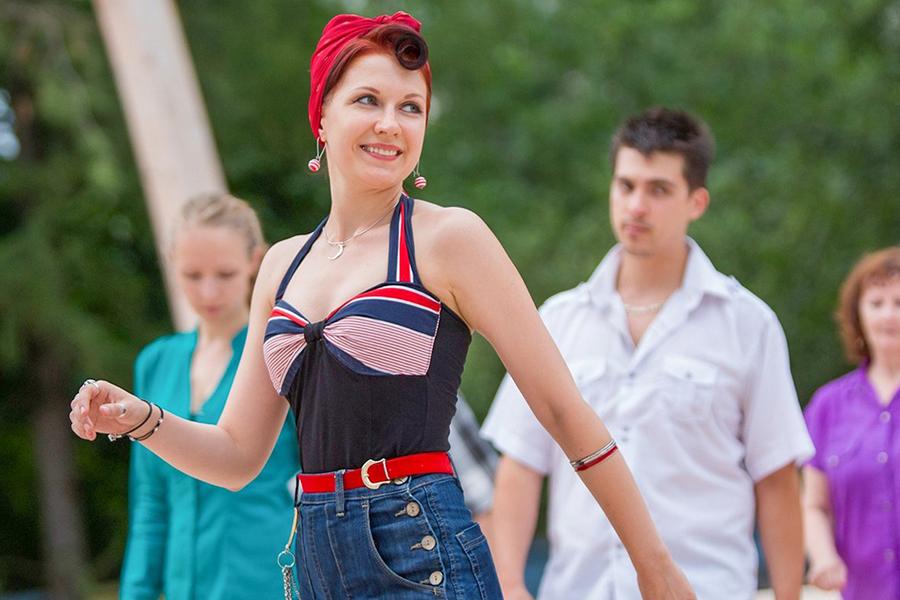 Танцевальный онлайн-интенсив запустили в «Москворечье»