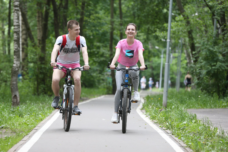 Безопасный велосипед