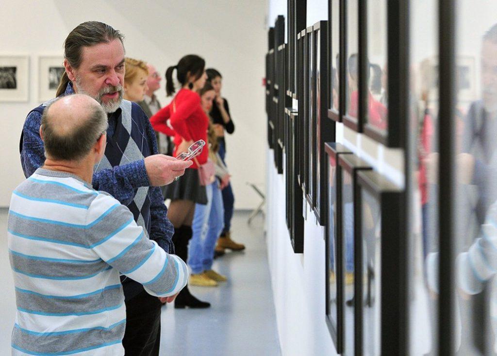 Люди и машины: новую выставку экспонируют в галерее «На Каширке». Фото: сайт мэра Москвы