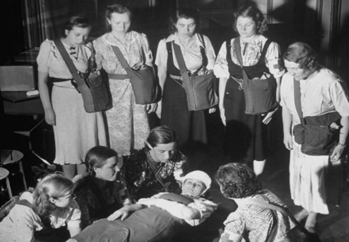 День образования МПВО Москвы – Департамента ГОЧСиПБ Москвы