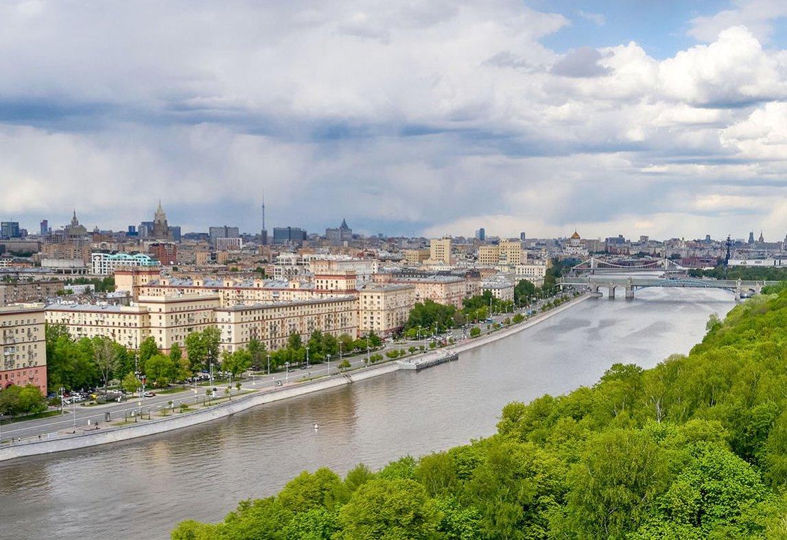 Москва на 1 месте среди регионов с наименьшим темпом прироста COVID-19