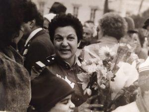 1970-е годы. Супруга маршала Саяра Гейдаровна. Фото из семейного архива