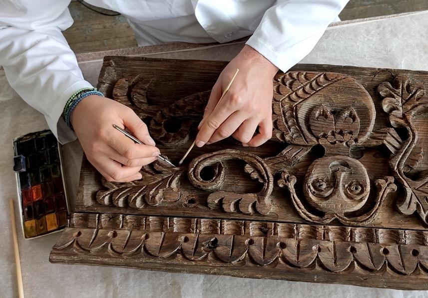 Первый деревянный заповедник: реставраторы «Коломенского» представят выставку на ВДНХ