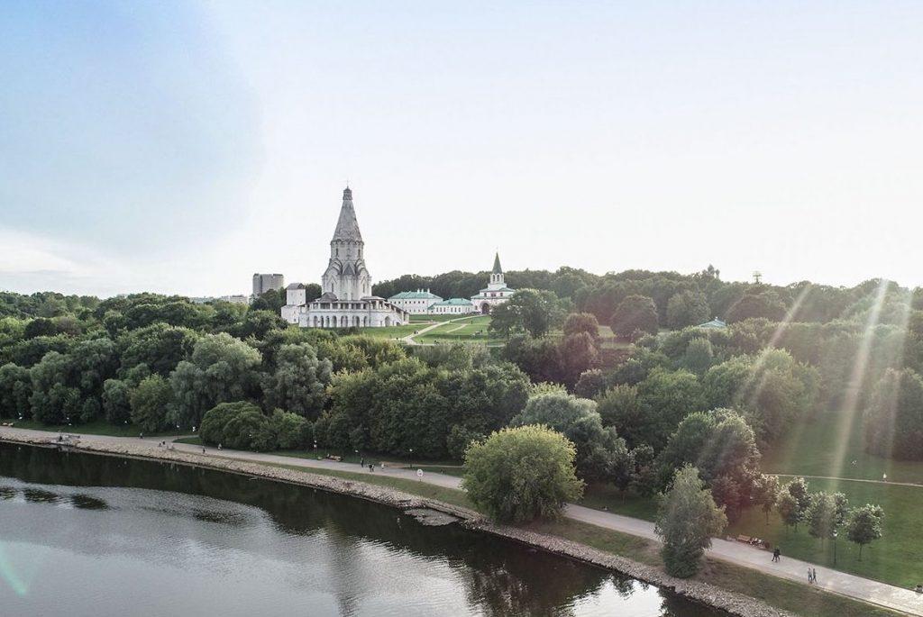 Прогулочный маршрут по «Коломенскому» представили москвичам. Фото: сайт мэра Москвы