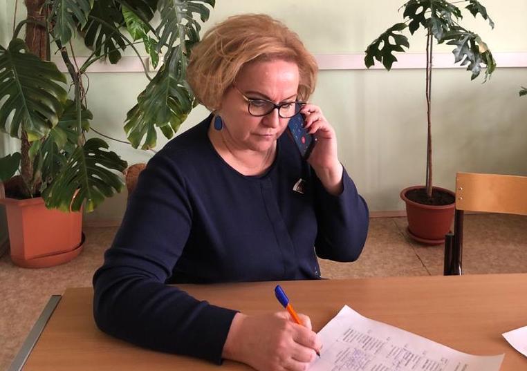 Любовь Духанина: «Образование и воспитание личности – вот задача российской школы»