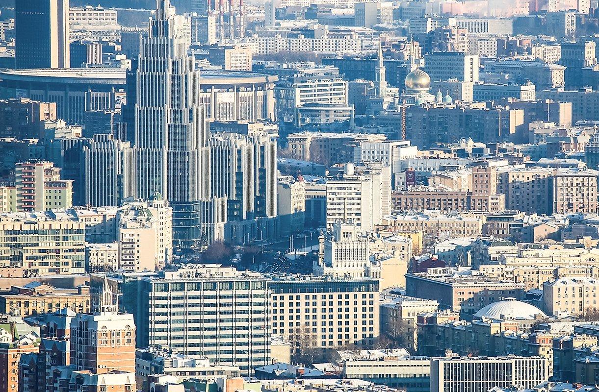 Москва возглавила инвестиционный рейтинг регионов АСИ