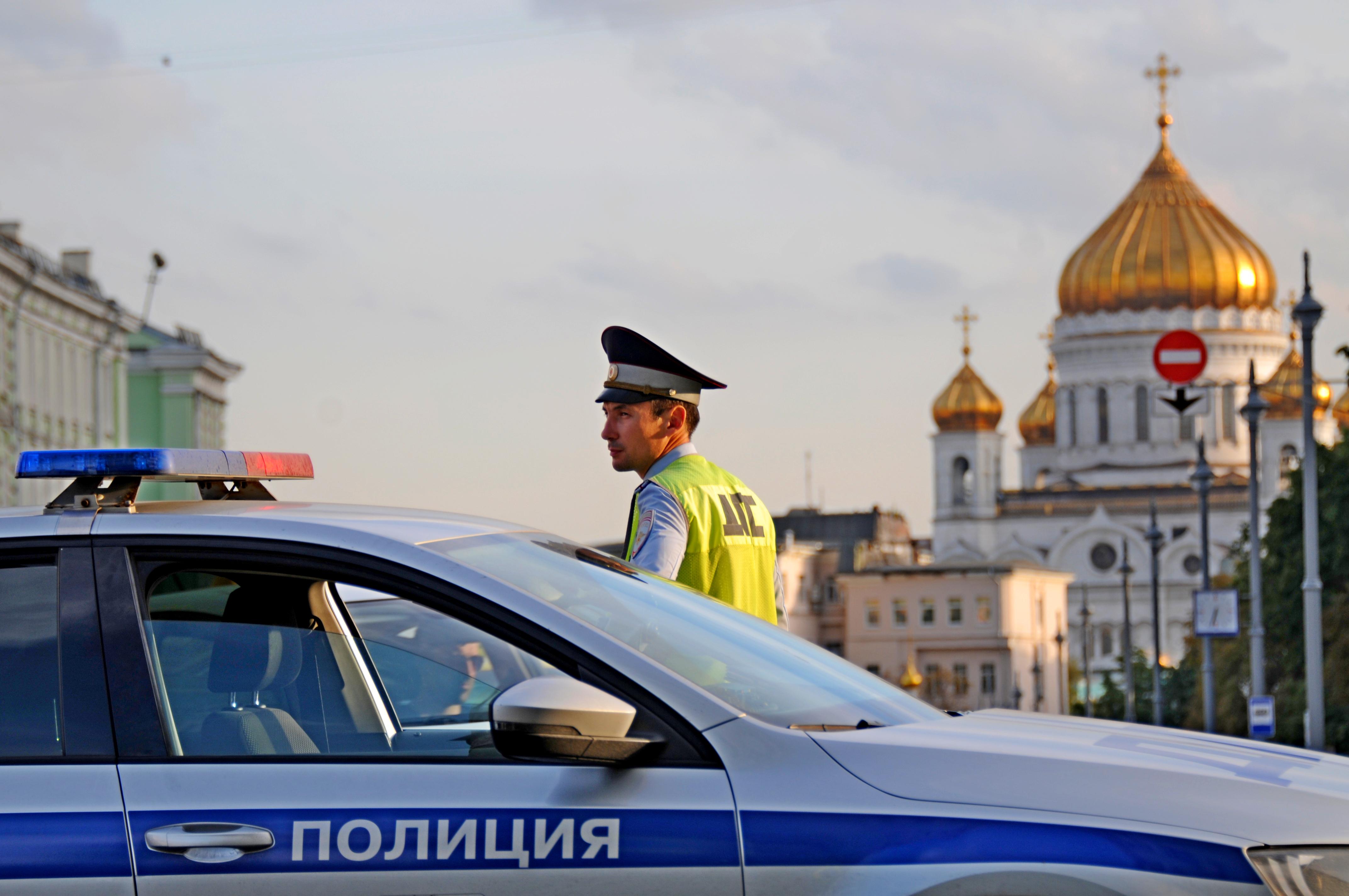 В районе Царицыно полицейские задержали подозреваемого в попытке сбыта наркотического средства