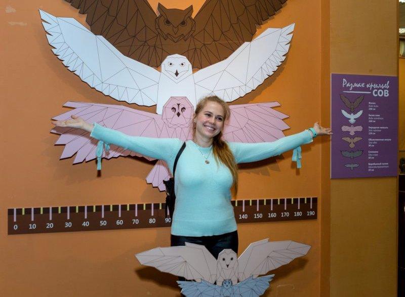 Жаворонкам вход запрещен: День совы отметят в Дарвиновском музее