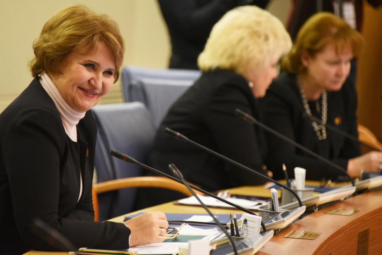 Депутат Мосгордумы Гусева: Антикризисные меры поддержки спасли многие организации