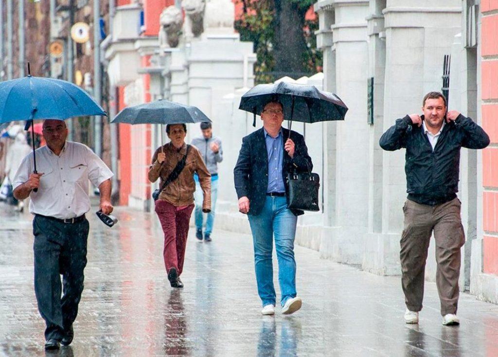 Синоптики пообещали москвичам грозу в воскресенье. Фото: сайт мэра Москвы