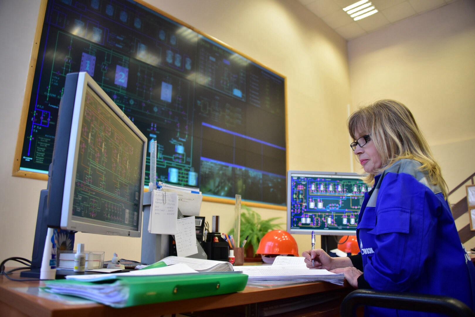 Гидравлические испытания тепловых сетей начались в Москве.Фото: Антон Гердо