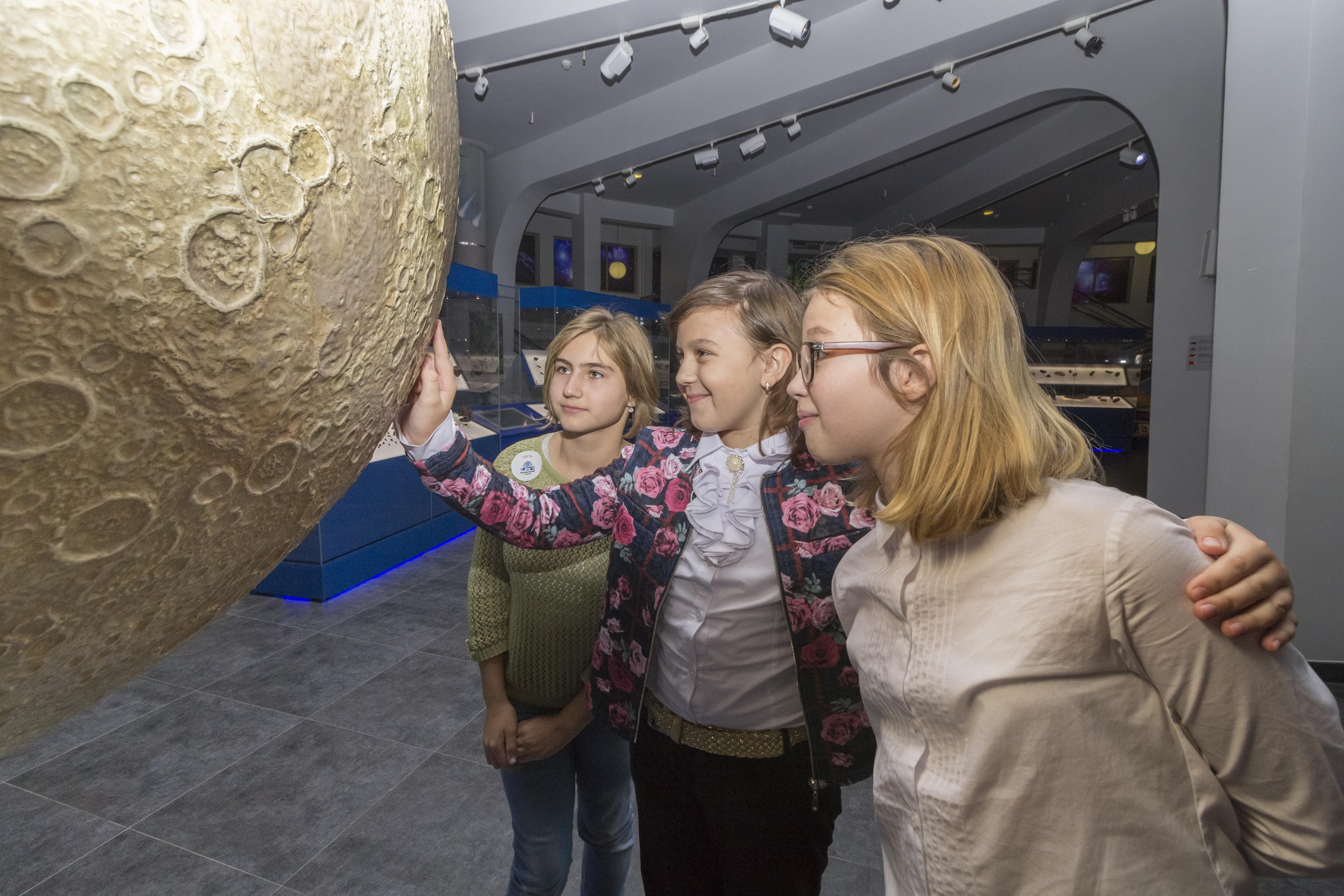 Московский планетарий откроется первого августа