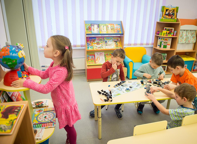 Двухэтажный детский сад возведут в Чертанове Южном