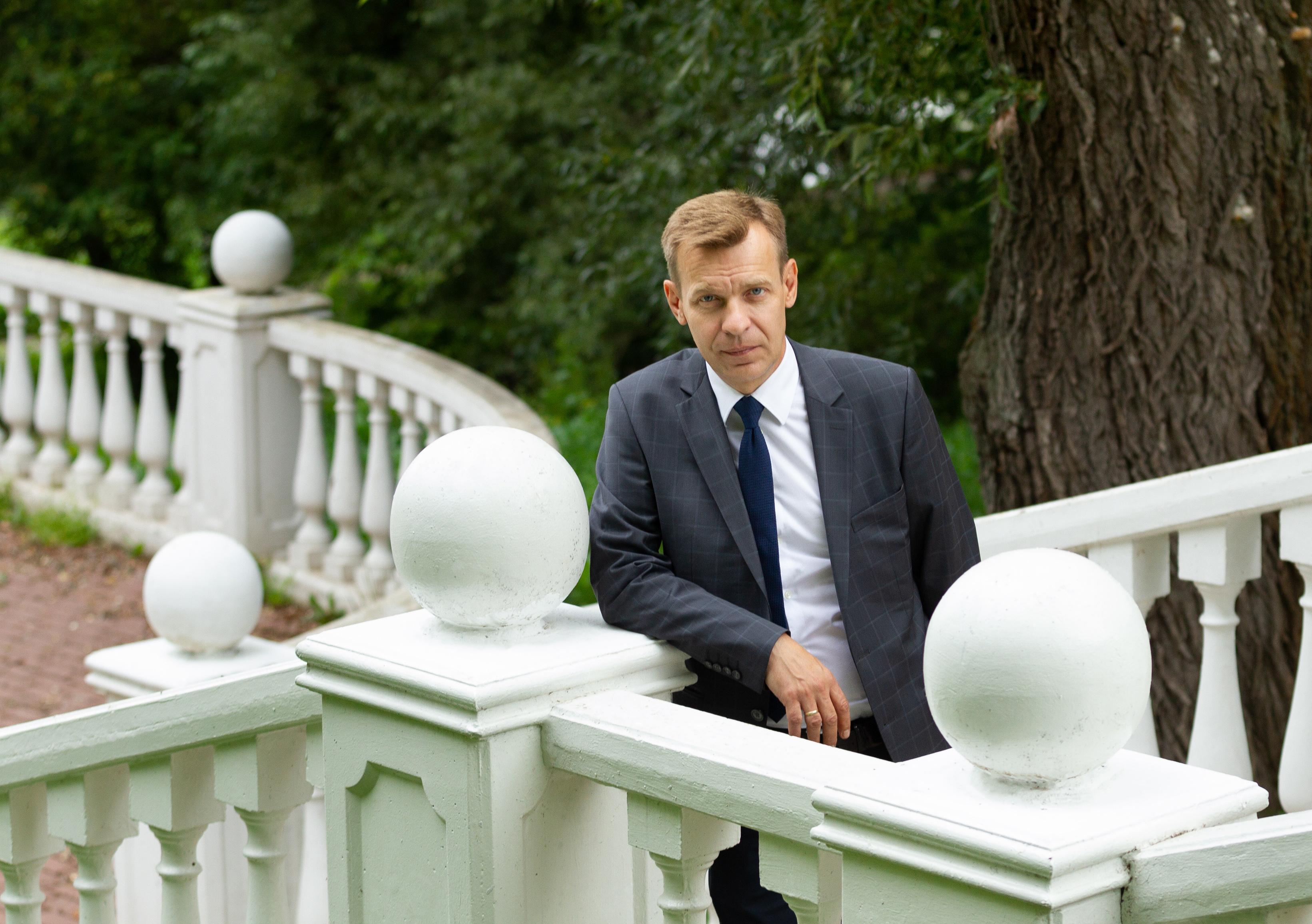 Депутат МГД Игорь Бускин рассказал о преображении парка Северного речного вокзала