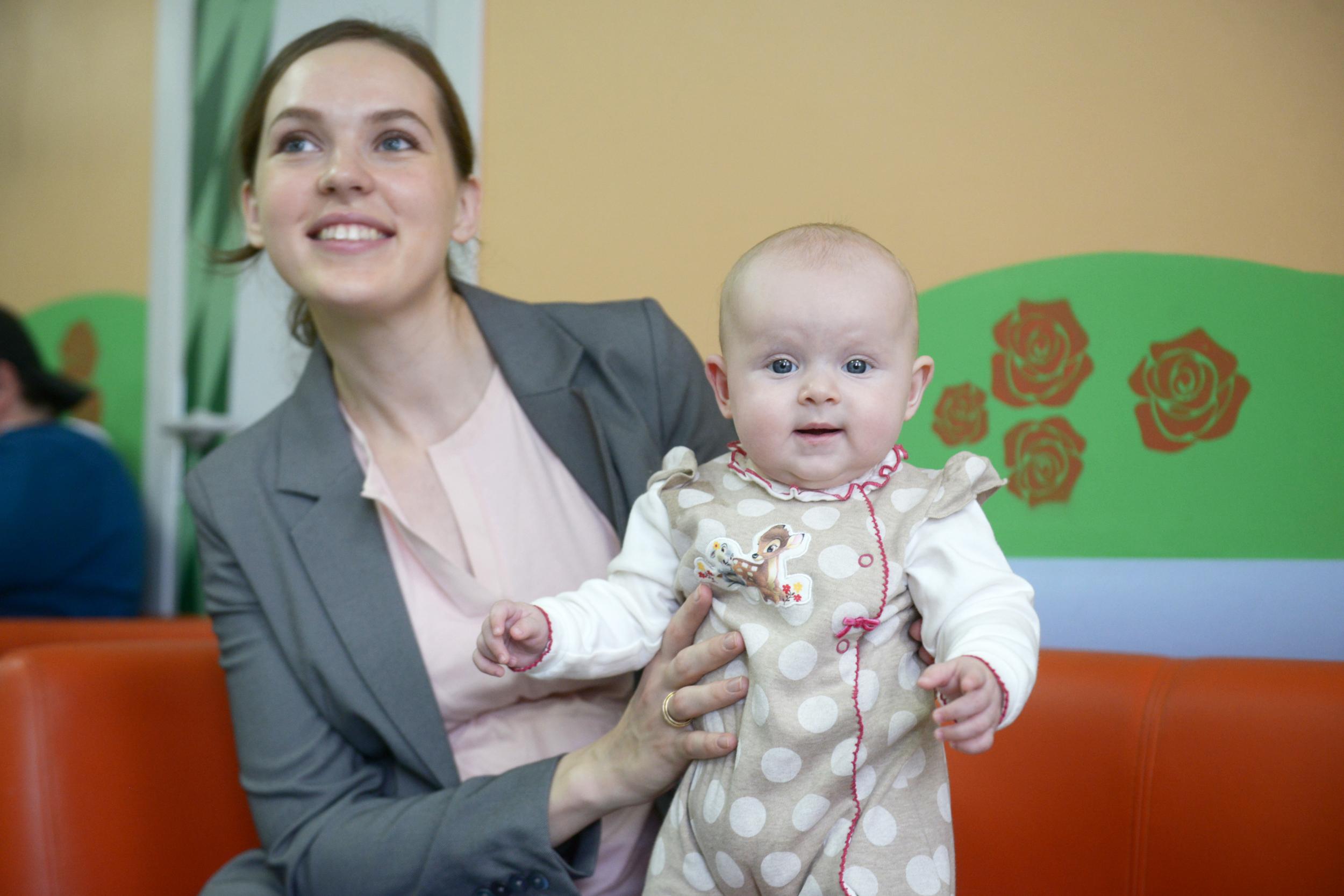 Детскую поликлинику с травматологией построят в Бирюлеве Восточном