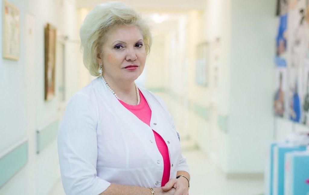 Представитель комиссии Московской городской Думы по здравоохранению и охране общественного здоровья, главный врач городской клинической больницы имени Виноградова Ольга Шарапова