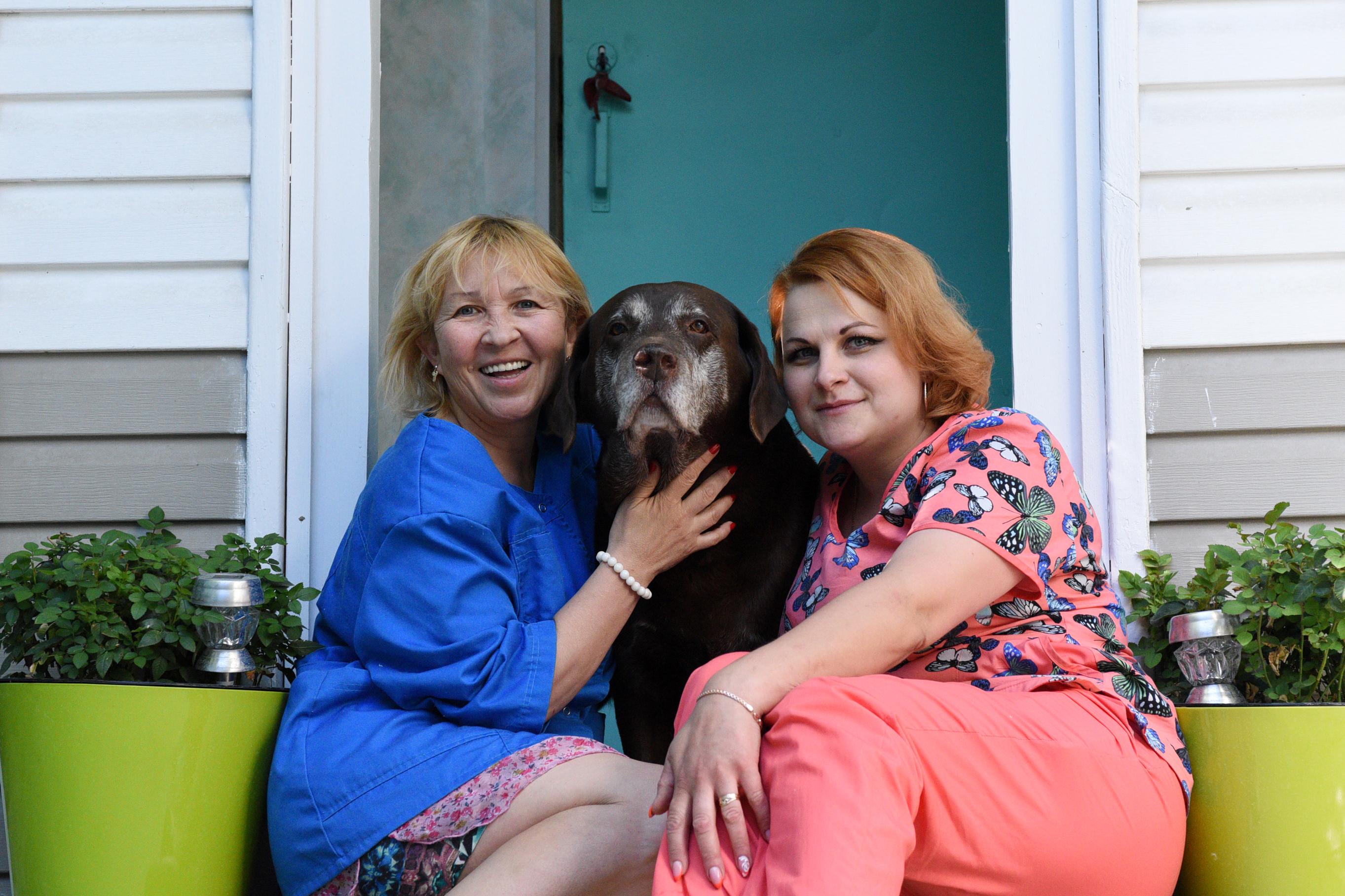 Психолог рассказала москвичам о преимуществах собачников