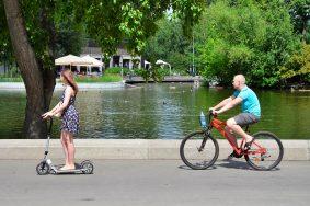 Синоптики сообщили москвичам о теплой погоде 11 июля. Фото: Анна Быкова