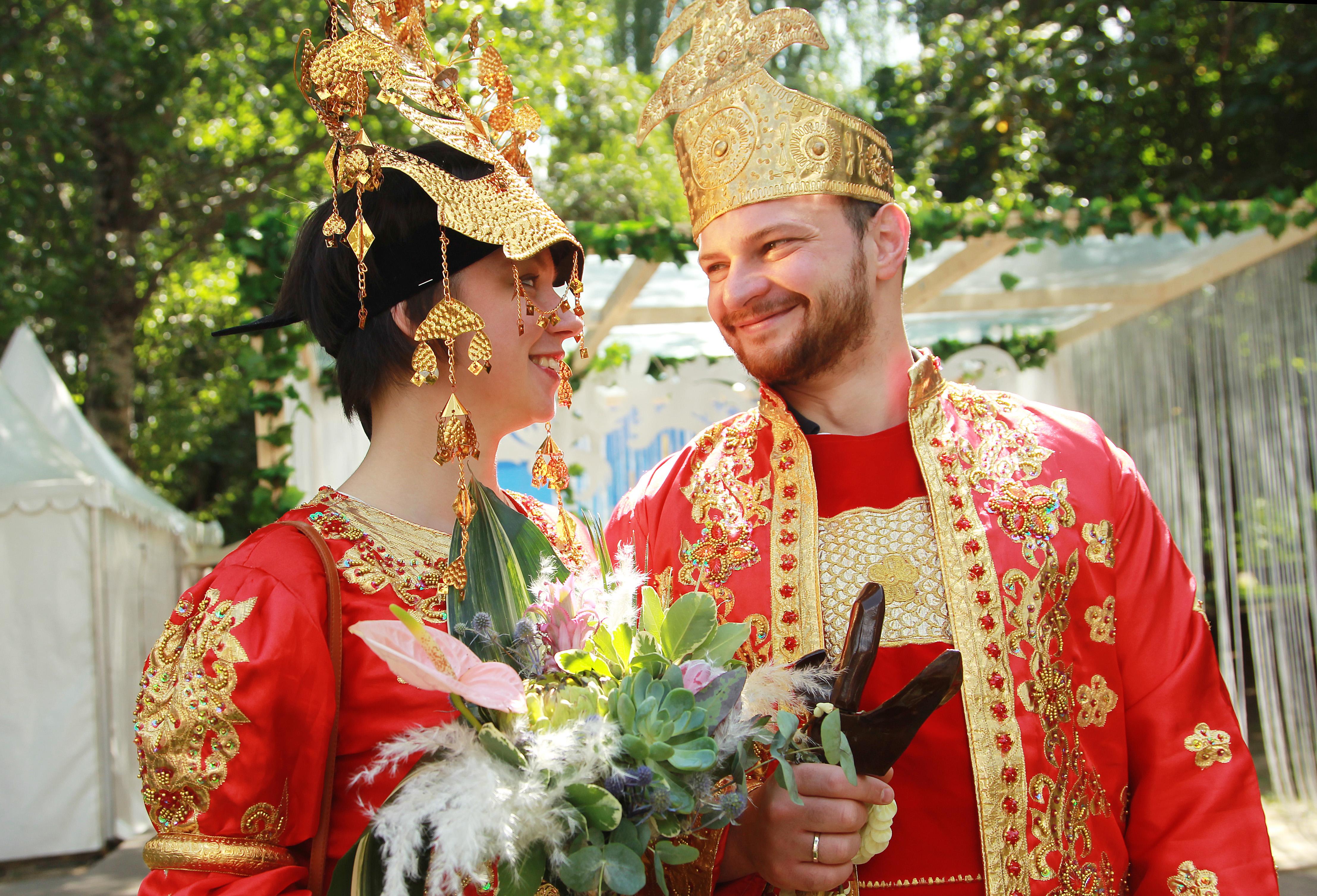 Праздничные мероприятия организовали ко Дню семьи, любви и верности в Москве