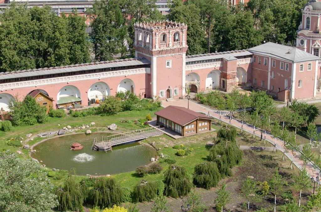 Реставрацию Донского монастыря обсудили на совещании. Фото: сайт мэра Москвы