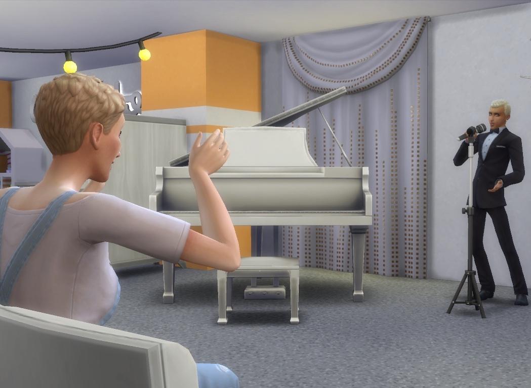 Библиотечный влог: день из жизни читальни в виртуальной игре