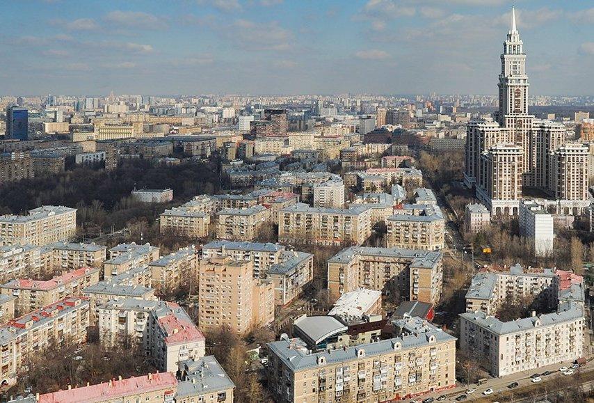 Москва не будет проводить кадастровую оценку недвижимости в 2020 году