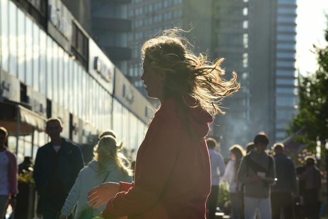 Жителей Москвы предупредили о «желтом» уровне погодной опасности. Фото: Пелагия Замятина, «Вечерняя Москва»