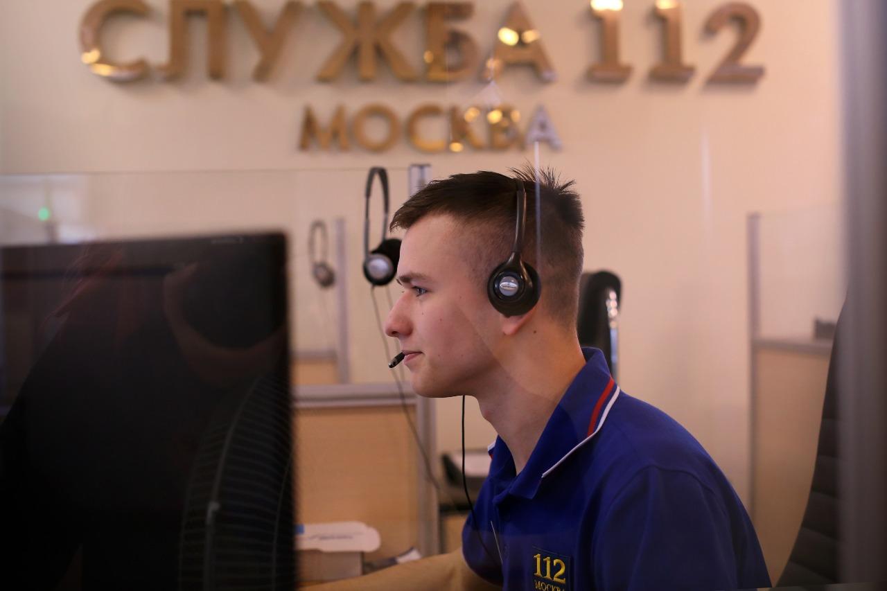 Обращения детей в Систему 112 Москвы помогают спасать людей
