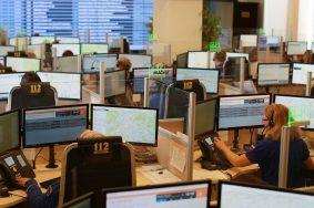 За июль Системой 112 Москвы принято более 230 тысяч экстренных вызовов. Фото: пресс-служба ГОЧСиПБ