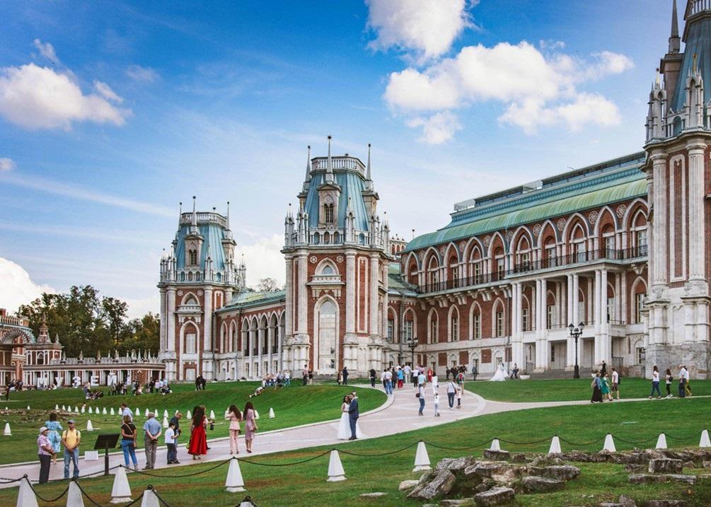 Маршрут по «Царицыну» появился на портале «Узнай Москву». Фото: сайт мэра Москвы