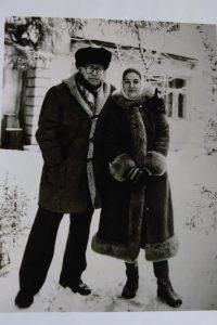 1980 год. Юрий и Ольга Трифоновы. Фото из семейного архива