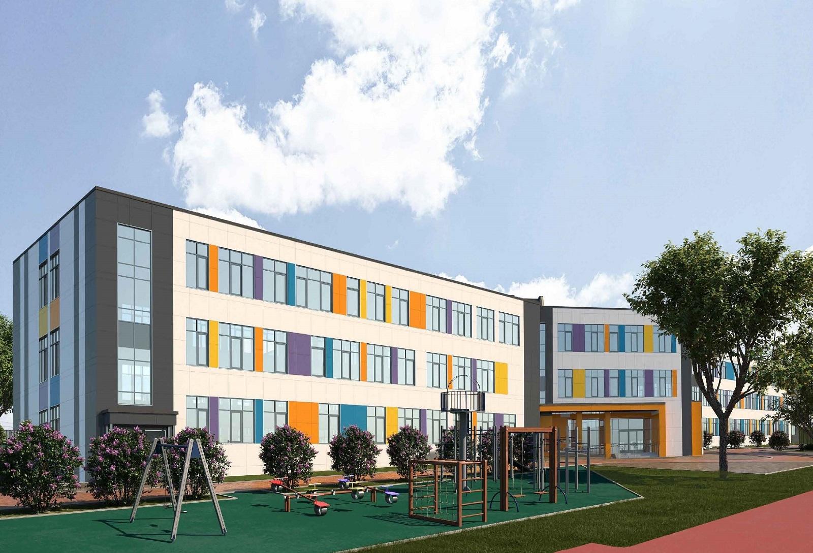 На юго-востоке Москвы возведут школу на 1150 мест