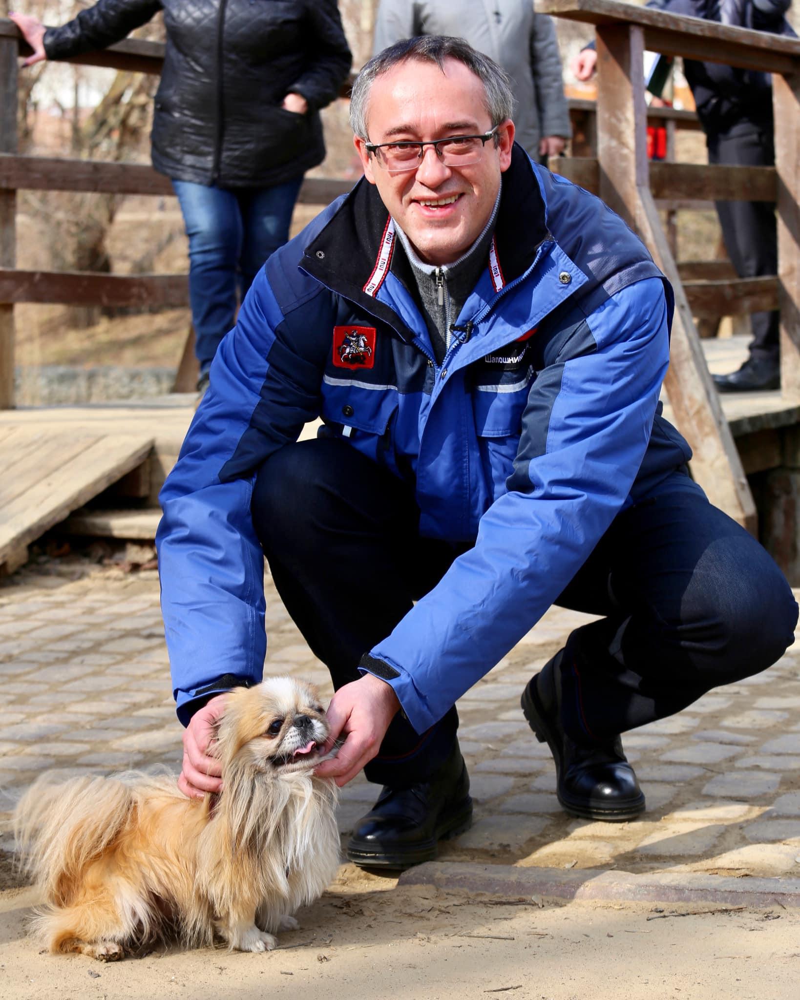 В Москве стартовал волонтерский проект «Лучший друг»
