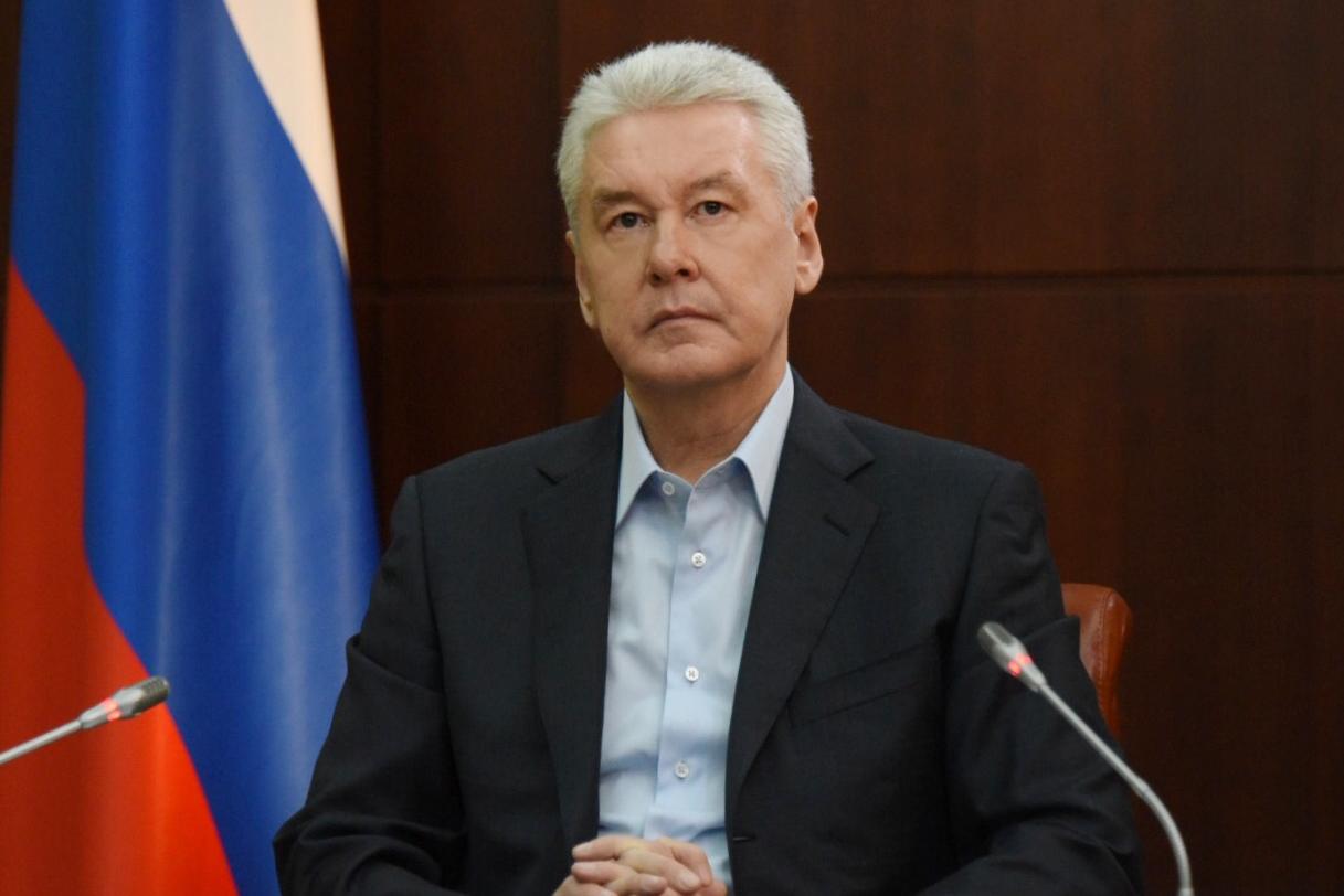 Собянин: До конца 2021 года в Москве построят пять футбольных стадионов