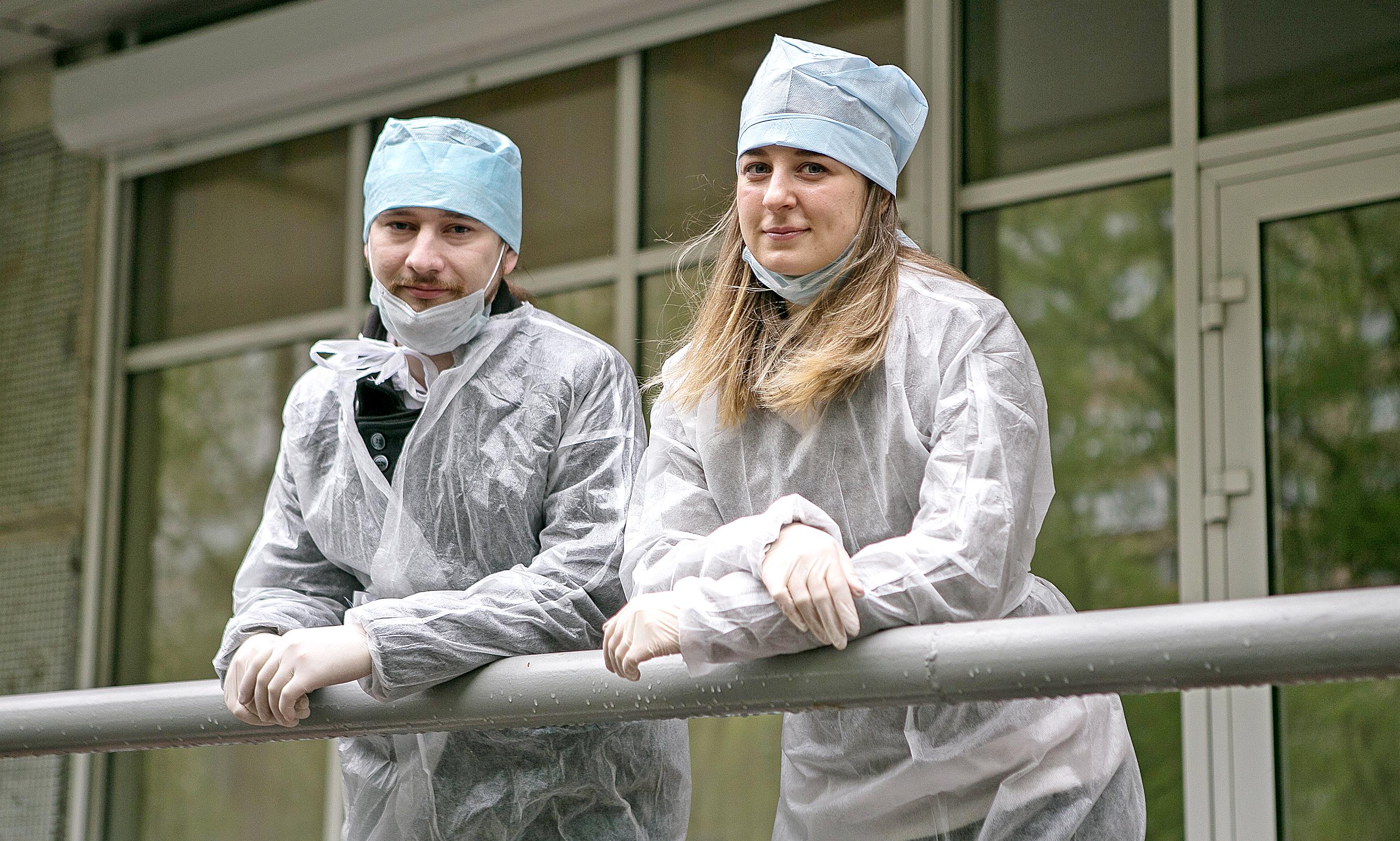 Медицинский изолятор возведут на Варшавском шоссе