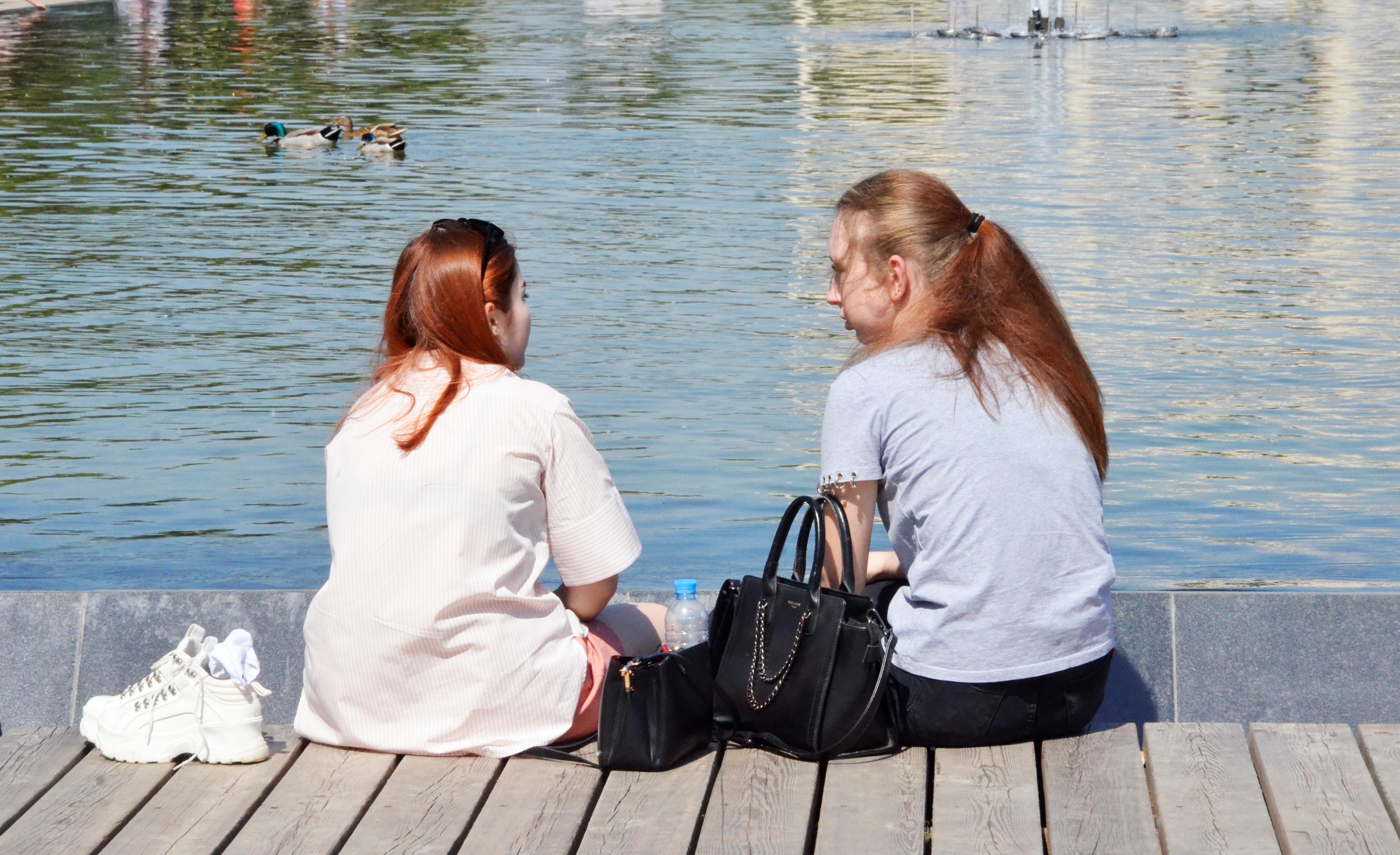 Теплая и сухая погода установится в Москве в воскресенье