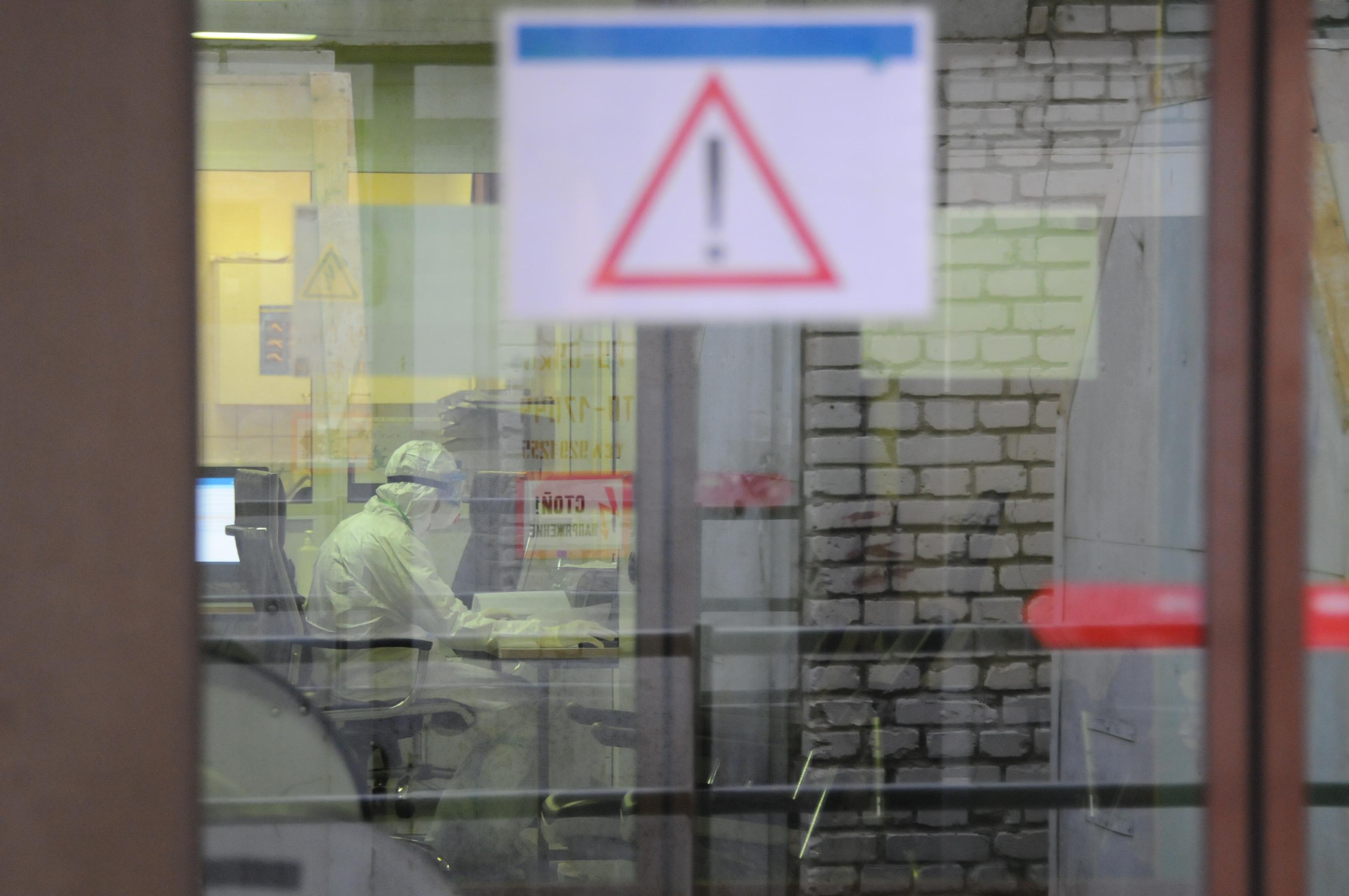 В Москве увеличилось число зараженных коронавирусом