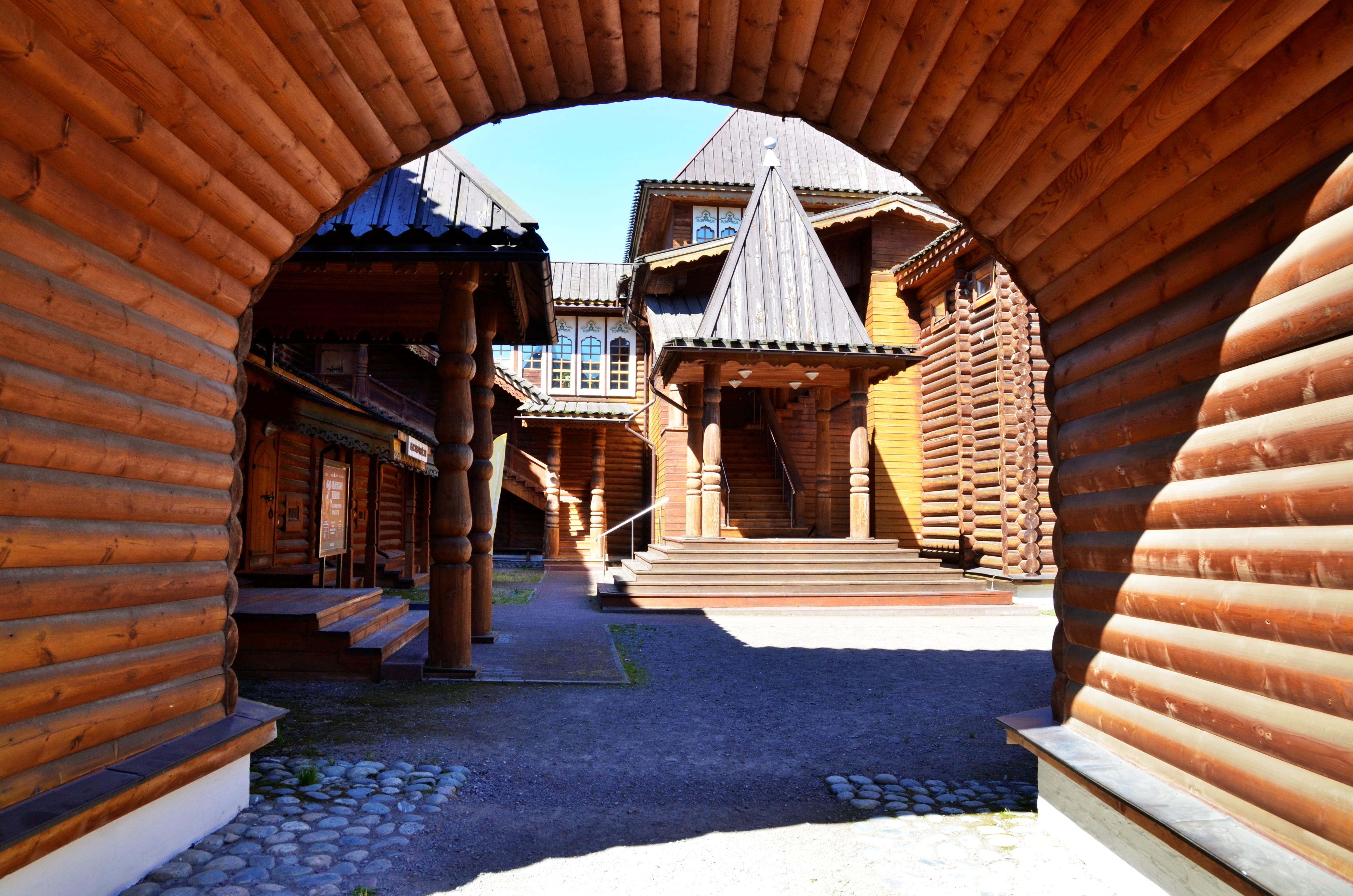 Вход в средневековую Москву откроют в «Коломенском»