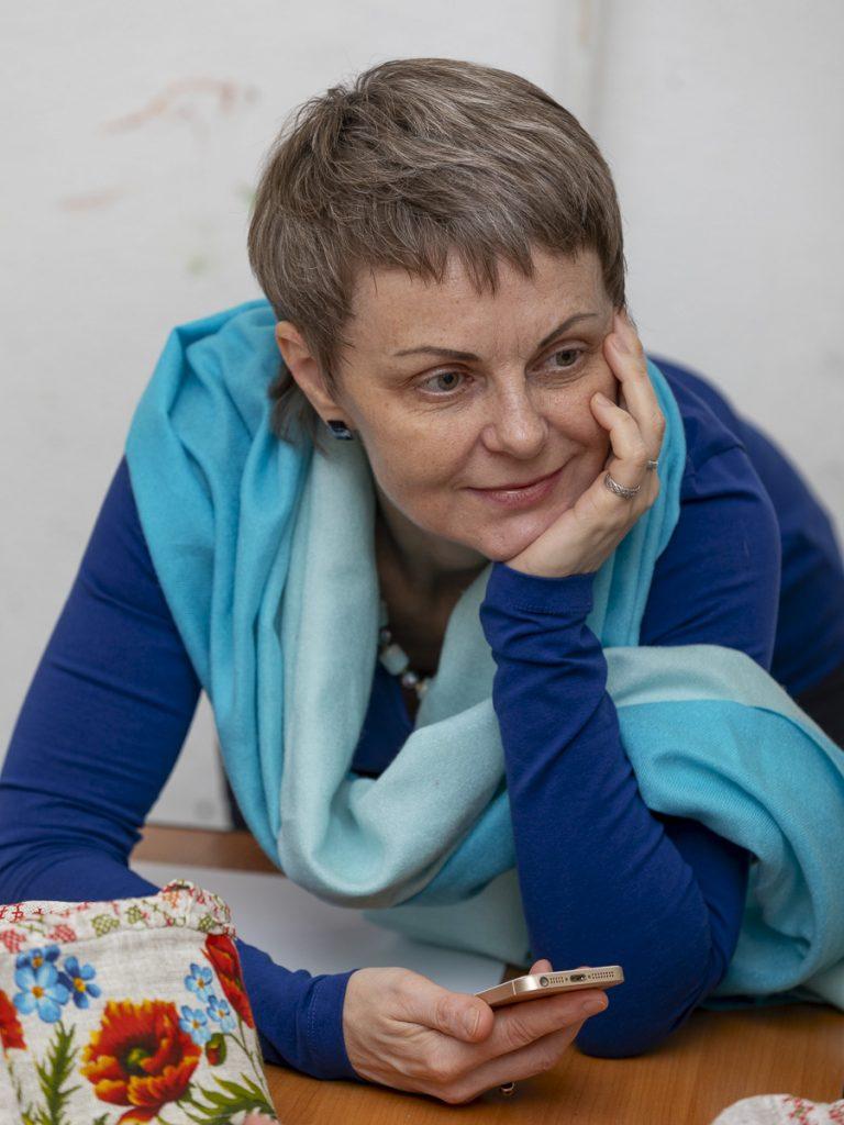 Москвичка Инга Лев стала автором проекта «Здесь живем мы», главная цель которого — собрать воспоминания жителей о своем районе. Фото 2020 года, личный архив Инги Лев